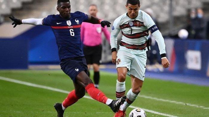 Prediksi Skor Portugal vs Prancis di Euro 2020, Kesempatan Emas Les Bleus Balaskan Dendam Kekalahan
