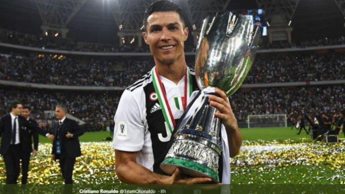 Cristiano Ronaldo Masih Mendapat Penghargaan dari Liga Inggris