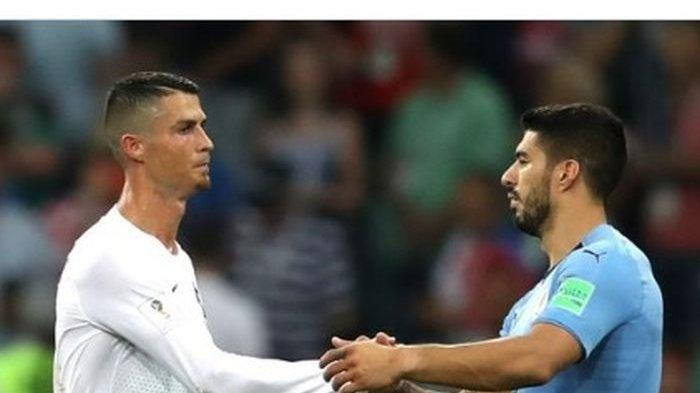 Luis Suarez Kian Dekat dengan Juventus, Calon Tandem Anyar Cristiano Ronaldo