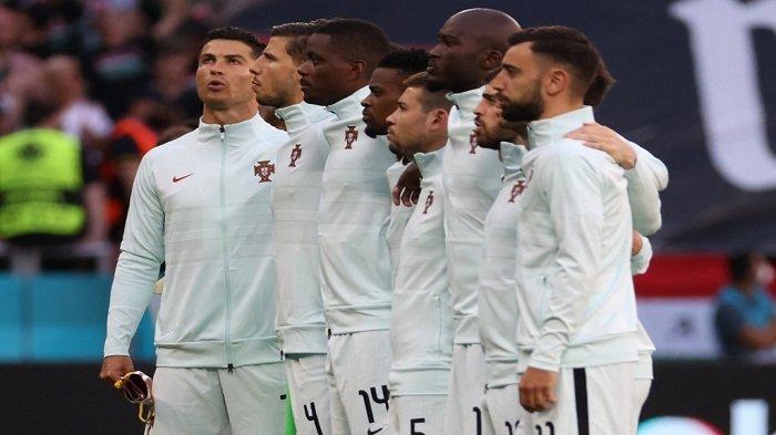 Data & Fakta Portugal vs Prancis Penentuan ke 16 Besar Euro 2021: Nostalgia Semifinal 1984 dan 2000