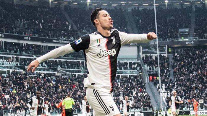 Cristiano Ronaldo Cetak Dua Gol