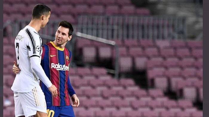 Terungkap, Lima Pesepakbola dengan Gaji Tertinggi di Dunia, Messi Jauh di Atas Ronaldo