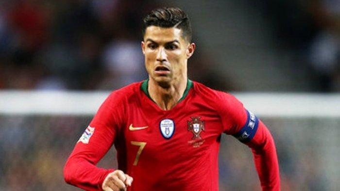 Hasil Ukraina vs Portugal, Cetak Gol Lagi, Cristiano Ronaldo Torehkan Gol ke-700 Sepanjang Karirnya