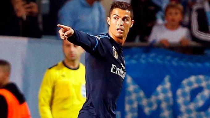 Cristiano Ronaldo bilang Ucapan Raul Gonzalez Benar-benar Dari Hati