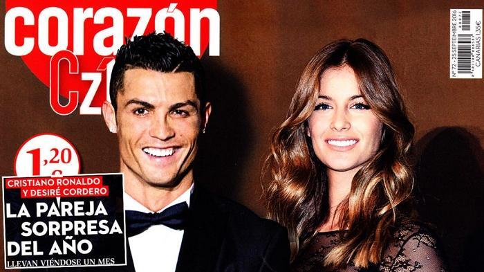 Ronaldo Kencan dengan Model Seksi asal Spanyol dan Mantan Miss Universe -  Tribunnews.com Mobile