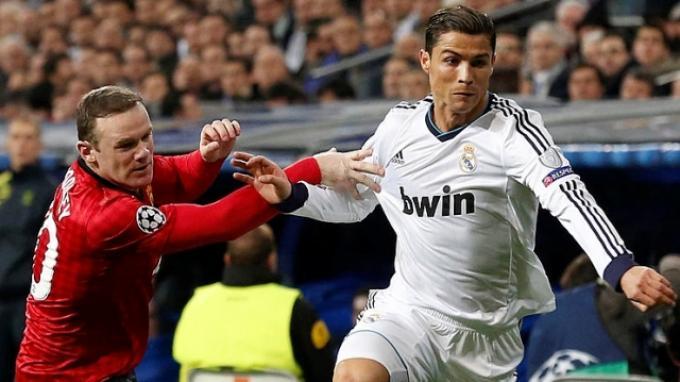 Cristiano Ronaldo: Suatu Saat Saya Bermain Bareng Wayne Rooney lagi