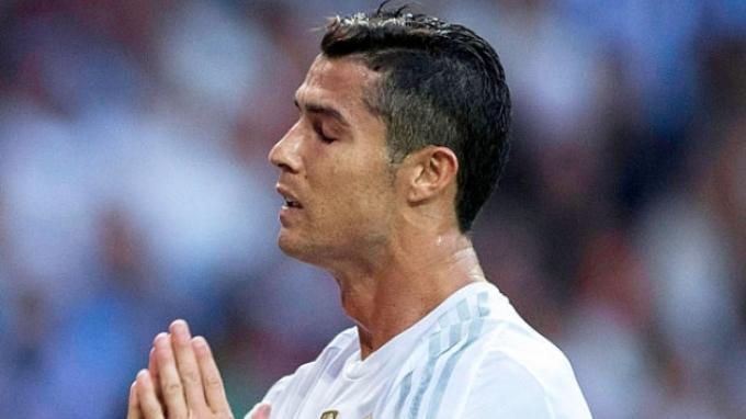 Real Madrid vs Malaga: Skor Akhir 0-0