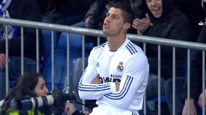 Sejarah Sepak Bola Hari Ini - Ronaldo dan Benzema Lukai Pellegrini