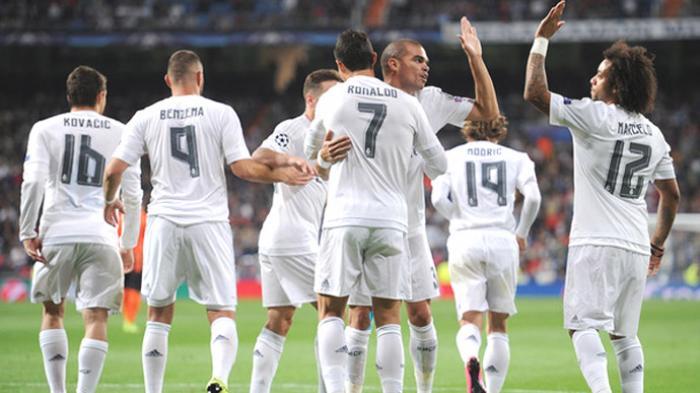 Real Madrid Masih Teratas di Ranking UEFA, Barcelona Turun ke Urutan Tiga
