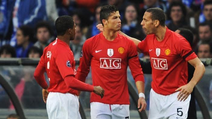 Tindakan Gila Cristiano Ronaldo Saat Masih Membela Manchester United