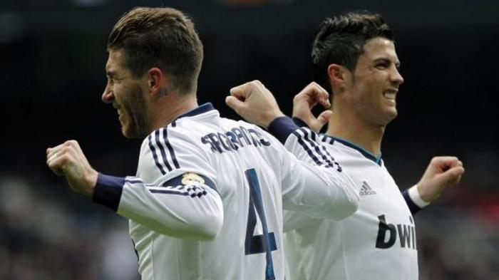 Sergio Ramos Puas Usai Bawa Real Madrid Lolos ke Semifinal