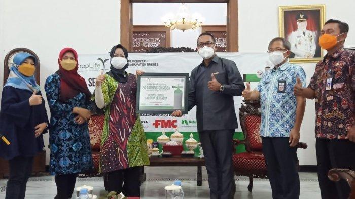 Kolaborasi Swasta dan Pemerintah untuk Penuhi Kebutuhan Tabung Oksigen Bagi Pasien Covid-19