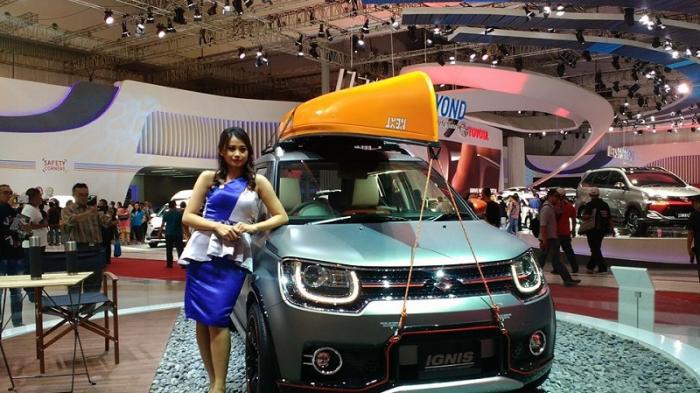 Mesin Suzuki Ignis Dibenamkan DualJet yang Bikin Makin Gesit