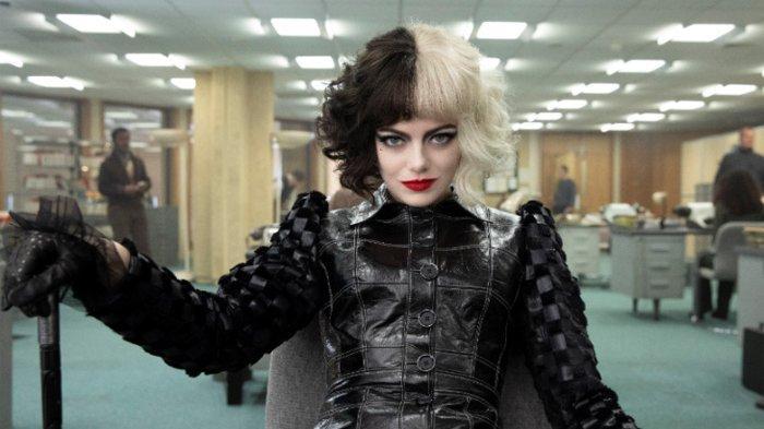 Emma Stone Petik Pelajaran dari Kisah Cruella, Sosok Antagonis Paling Modis