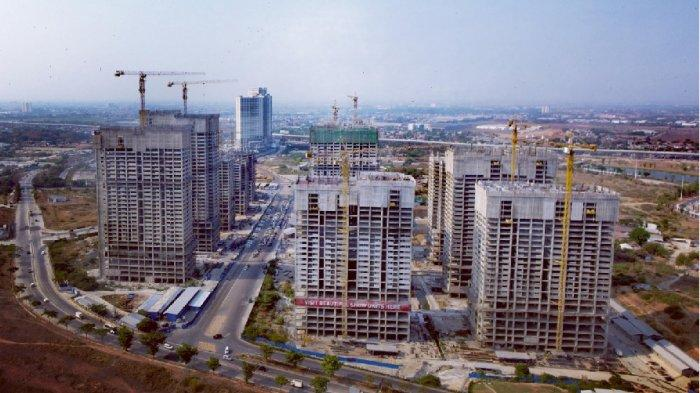 Perusahaan Tiongkok Bantu Warga Terdampak Covid-19 di Cikarang Selatan