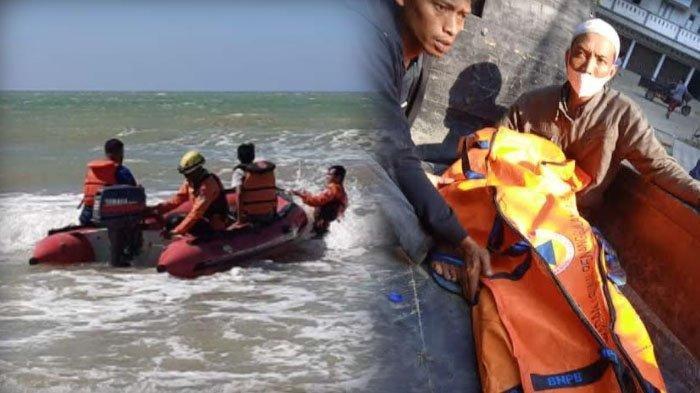 Cuci Jeroan Sapi Kurban di Laut Bersama Teman, Santri asal Rembang Tewas Digulung Ombak