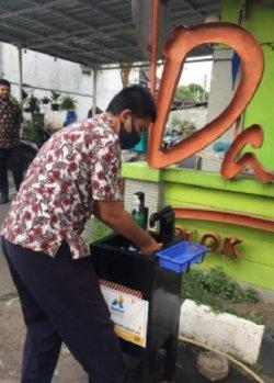 Gaungkan Kesadaran Cuci Tangan di Masa Pendemi Covid-19, Rekind Salurkan 11 Wastafel
