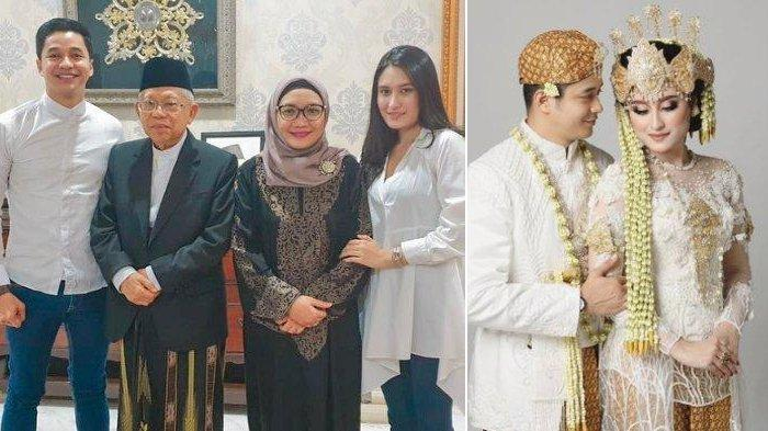 Adly Fairuz dan Angbeen Rishi, Ma'ruf Amin, Wury Estu Handayani