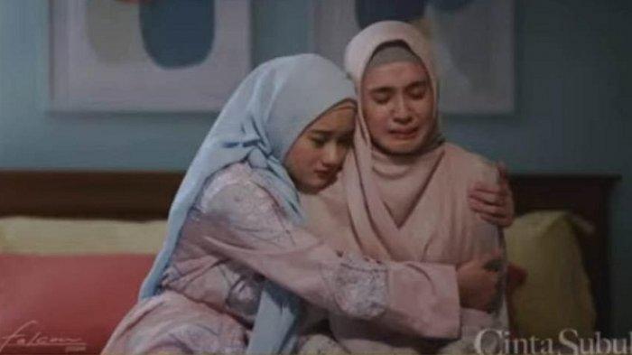 Cinta Subuh, Film Perdana Rey Mbayang dan Dinda Hauw Beradu Akting, Mereka Ungkap Tantangannya