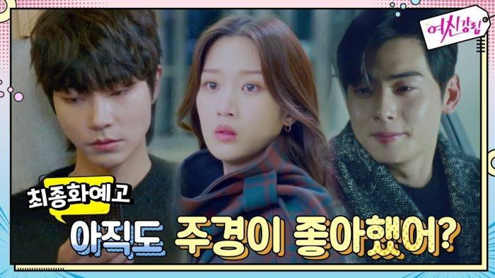 Link Nonton True Beauty Episode 16 Sub Indo, Akhir Kisah Cinta Segitiga Ju Kyung, Su Ho & Seo Jun
