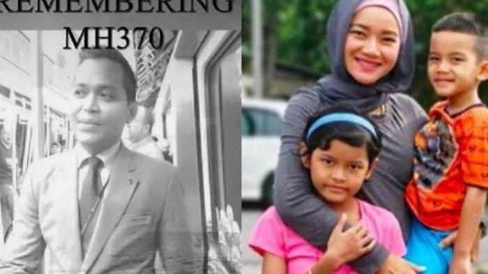 Tepat Hari Ini 6 Tahun Hilangnya Pesawat MH370, Viral Curhat Istri: Anak-anak Besar dengan Tangisan