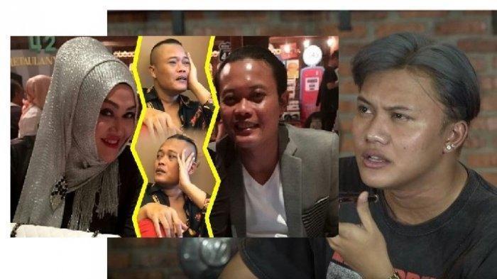 Curhat pilu Rizky Febian, terpukul perceraian Sule dan Lina
