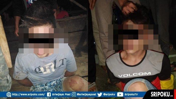 Petik Cabai Malam Hari, 2 Remaja Babak Belur Dihajar Warga, Pemilik Kebun Sengaja Berjaga di Lokasi