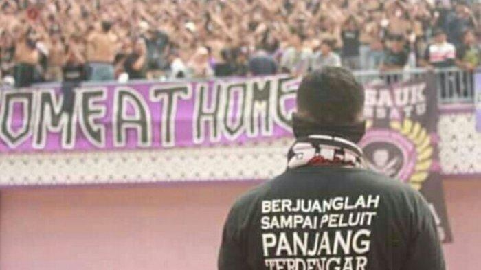 Curva Sud, Suporter Persita Dukung Penuh Kesuksesan Piala Menpora dan Siap Jaga Komitmen