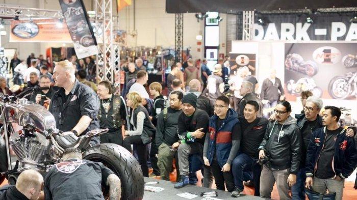 Custombike Show 2018 Resmi Ditutup, Builder Indonesia Buka Jejaring Baru dengan Builder Eropa