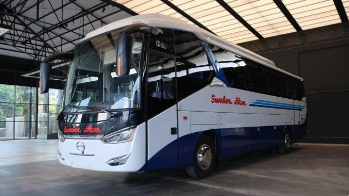 Laksana Bikin Bus Berkonsep Physical Distancing, Dibanderol Mulai Rp 550 Jutaan