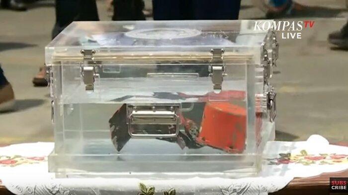Menhub Ungkap Lokasi Penemuan CVR Tak Jauh dari Ditemukannya FDR Sriwijaya Air SJ-182