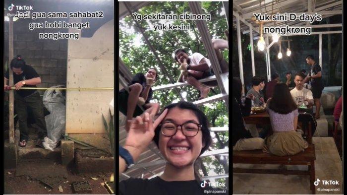 VIRAL Sekelompok Pemuda Bangun Cafe Bersama, Berawal Karena Hobi Nongkrong