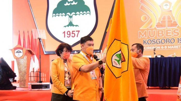 Daave Laksono terpilih sebagai Ketua Umum P