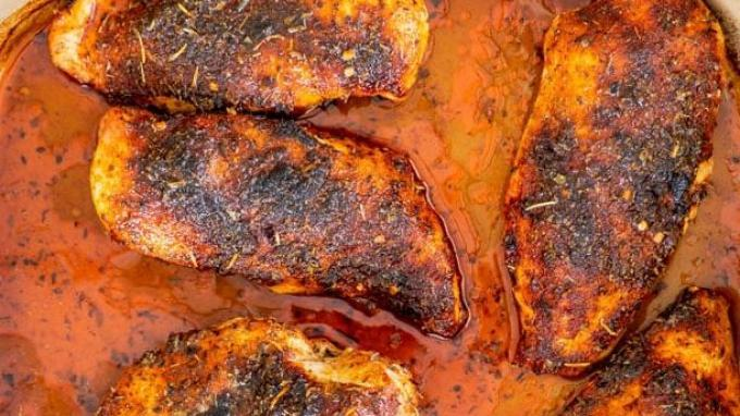 Resep Ayam Panggang Oven untuk Pemula, Patut Dicoba di Rumah, Hanya Butuh 30 Menit!