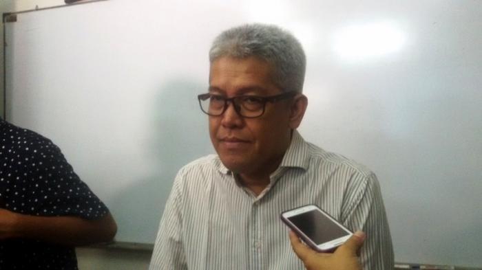 Sekretaris Jenderal Transparency International Indonesia, Dadang Trisasongko