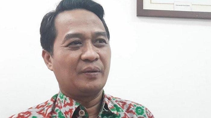 Ketua Persatuan Besar Ikatan Dokter Indonesia (PB IDI) dr. Daeng M. Faqih saat ditemui di kantor pusat IDI, di Jakarta Pusat, Jumat (31/1/2020).