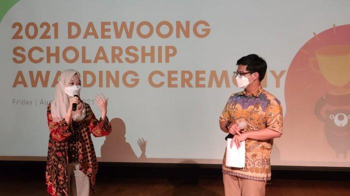55 Mahasiswa Lolos Jalani Kontes Ide untuk Menangi Beasiswa Daewoong 2021