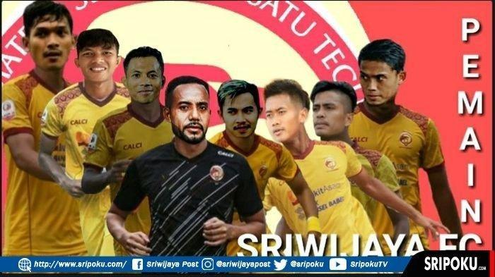 Sriwijaya FC Benahi Skuat untuk Liga 2 2020, 7 Pemain Anyar Tiba di Palembang Akhir Pekan Ini