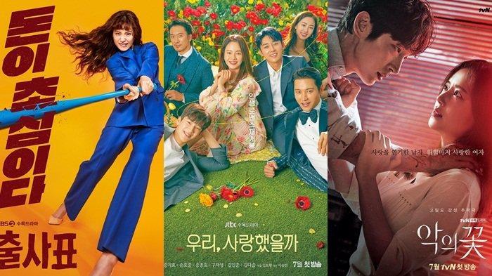 Daftar Drama Korea Tayang Juli 2020: Memorials hingga Flower of Evil