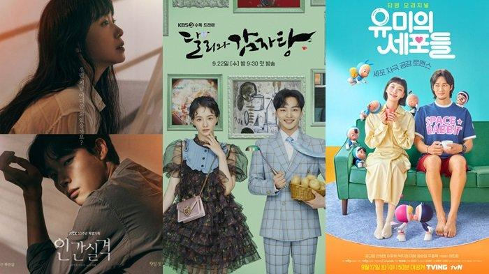 7 Drama Korea Tayang September 2021: Ada Lost Dibintangi Ryu Jun Yeol Tayang 4 September