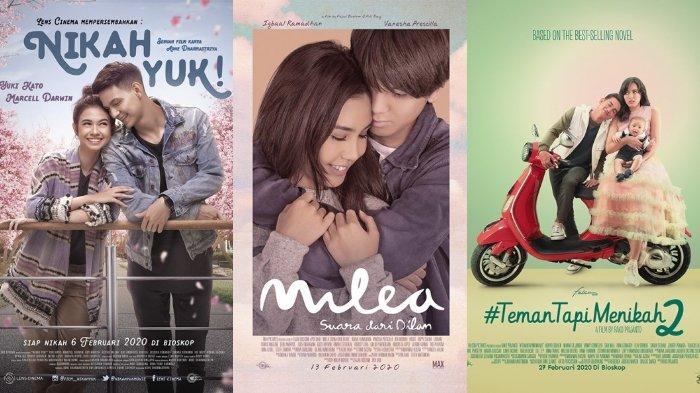 Ini Daftar Film Bioskop Tayang Mulai Februari 2020: Little Woman, Toko Barang Mantan & Nikah Yuk!