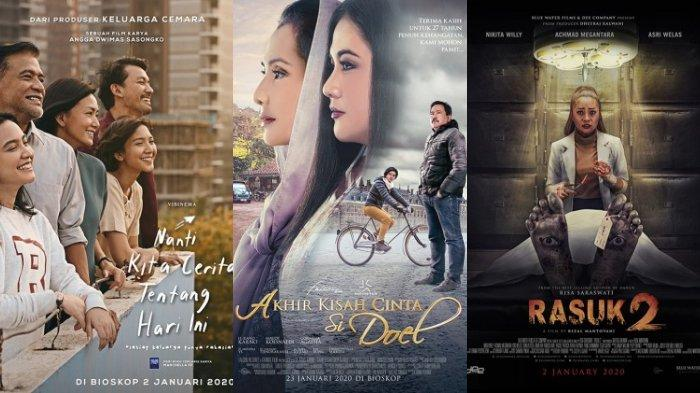 Daftar Film Indonesia yang Tayang Januari 2020: NKCTHI, Akhir Kisah Cinta Si Doel, hingga Rasuk 2