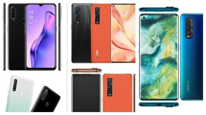 Daftar Harga HP Oppo Terbaru Mei 2020: Mulai Oppo A92, Oppo Find X2, hingga Oppo A31
