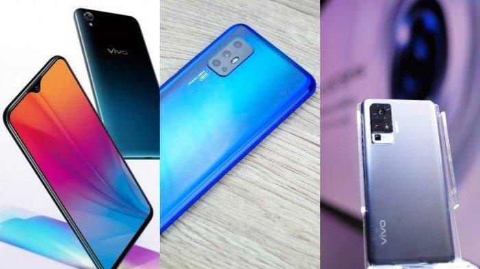 TERBARU Daftar Harga HP Vivo Bulan Agustus 2020: Vivo X50, Vivo X50 Pro, Vivo Y30, Vivo Y50