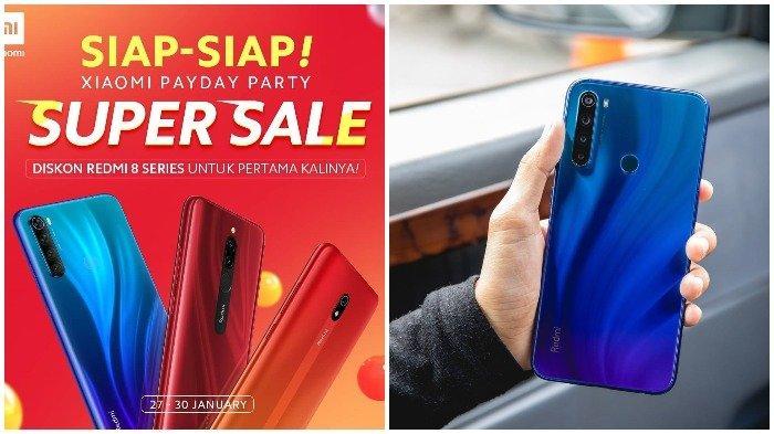 Daftar Harga Hp Xiaomi Akhir Januari 2020 Ada Diskon Hingga Rp 500 Ribu Untuk Redmi Note 7 Dan 8 Tribunnews Com Mobile