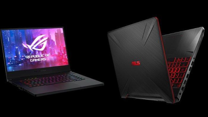Daftar Harga Laptop Asus, ROG - Asus Gaming FX Series Rp 10 Jutaan hingga Gaming Series Rp 40 Jutaan