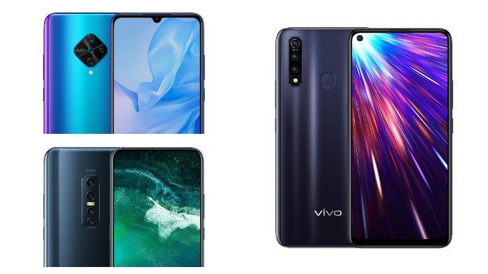 Daftar Harga Terbaru HP Vivo Januari 2020: Vivo S1 Pro, Z1 Pro, hingga V17 Pro, Ini Spesifikasinya
