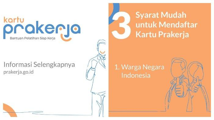 Daftar Kartu Pra Kerja Gelombang 12 di www.prakerja.go.id.