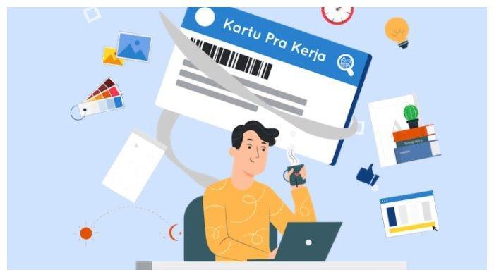LOGIN www.prakerja.go.id untuk Daftar Kartu Prakerja Gelombang 9, Simak Cara dan Syaratnya