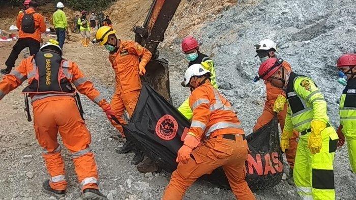6 Pekerja Tambang Emas di Merangin Tertimbun Longsor, Sepanjang Tahun 2019 Sudah 14 Orang Tewas